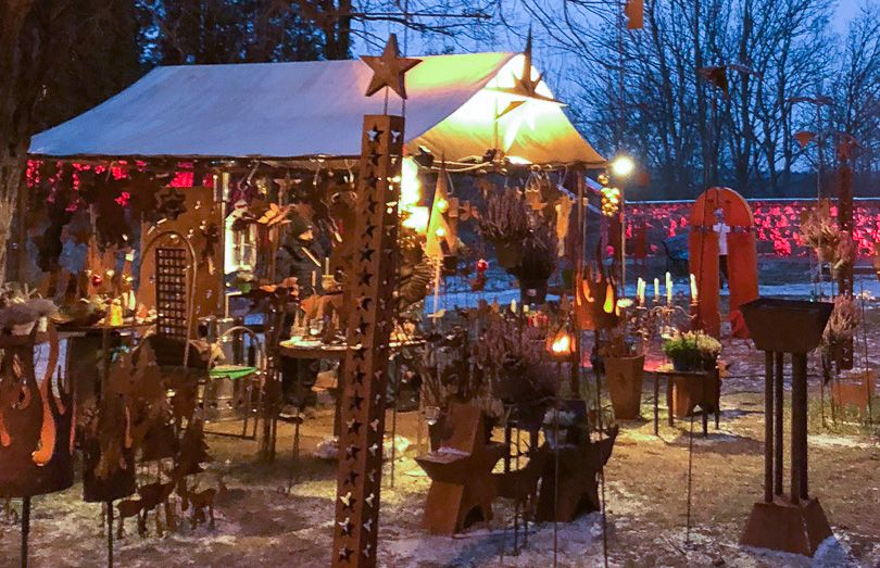 Bild ADVENT am Schloss Friedewald